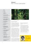 (PDF) Die Lupe, Ausgabe 03/2004 - Die Schweizerische Post - Seite 2