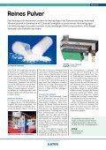 Mit Hochdruck zum Erfolg - Elektron AG - Seite 5