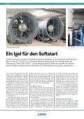 Mit Hochdruck zum Erfolg - Elektron AG - Seite 6