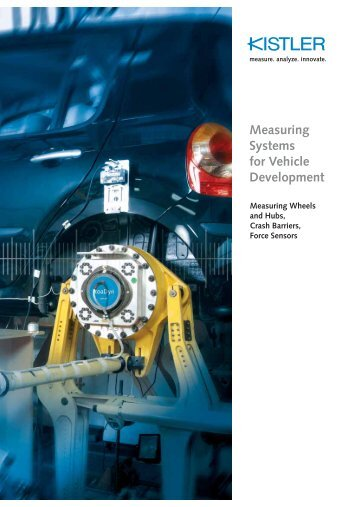 Catalogue, Brochure, Vehicles, Measuring Systems for ... - techno volt