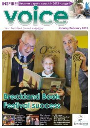 January/February 2012 - Breckland Council