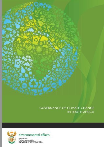 Climate Change Governance - Department of Environmental Affairs
