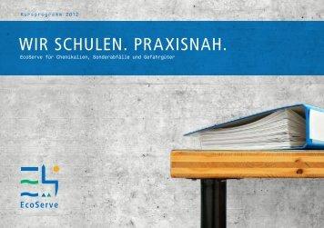 Kursprogramm 2012 [PDF] - EcoServe International AG