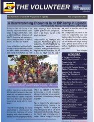 The Volunteer 4 rev 21.pmd - United Nations Volunteers
