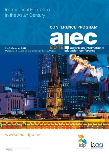 International Education in the Asian Century - Australian ...