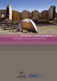 Global Overview of Trends and Developments in 2006 - Internal ...