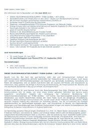 Newsletter 20100614 - Asut