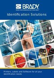 Identifi cation Solutions