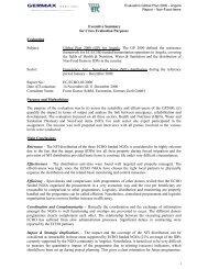 Executive summary - alnap