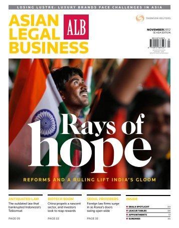 Korea's Premier Law Firm - Asian Legal Business
