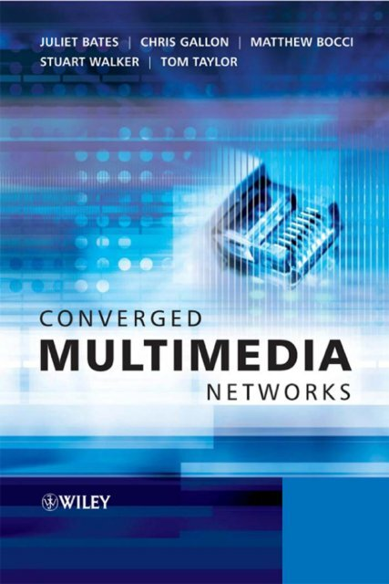 Converged Multimedia Networks Pdf