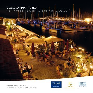 TurkEy Luxury Yachting In ThE - Camper & Nicholsons Marinas