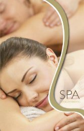 Spa Essentials - InterContinental Hotels Group