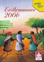 Erstkommunion 2006 - Bonifatiuswerk