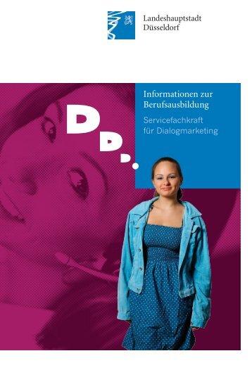 Servicefachkraft für Dialogmarketing - Stadt Düsseldorf