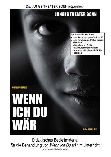 Wenn ich Du wär - Junges Theater Bonn