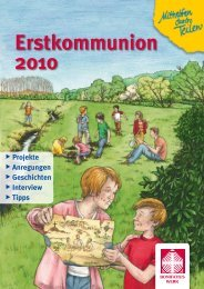 Erstkommunion 2010 - Bonifatiuswerk