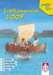 Mit Jesus in einem Boot - Bonifatiuswerk