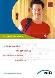 Perspektive Arbeitsmarkt(PDF, 886 kB) - Landschaftsverband ...