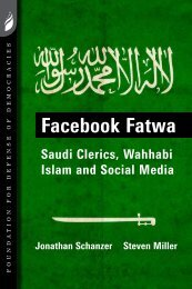 Saudi Clerics, Wahhabi Islam and Social Media - Foundation for ...