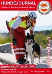 VEREINE - ÖHU Österreichische Hundesport Union