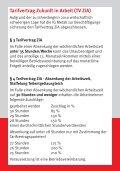 Tariftabellen Bayerische Metall- und Elektroindustrie 2011 - Seite 5