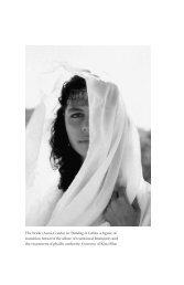 The bride (Anna Condo) in Wedding in Galilee, a ... - Camera Obscura
