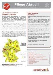 Pflegenewsletter final 17.3.11.pdf - spectrumK
