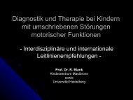 Empfehlung (GCP++) - Kinderzentrum Maulbronn