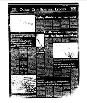 increased hits Sandman candi - On-Line Newspaper Archives of ...
