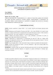 Istituto di Biologia Agro-ambientale e Forestale (IBAF) Unità ... - Cnr