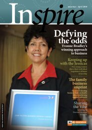 Inspire magazine issue four (PDF 4MB, new window - Indigenous ...