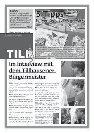 5 Tipps für viel Geld auf dem Markt - Kreisjugendring Herzogtum ...
