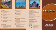 Flyer (PDF) - ENERGIE Route Lausitzer Industriekultur