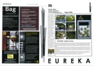 August 2007 - Eureka Living
