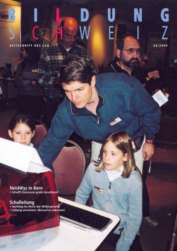 Heft 20/2000 - beim LCH