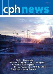 Ein Austrittsgespräch mit nachhaltigem Eindruck - CPH Chemie + ...