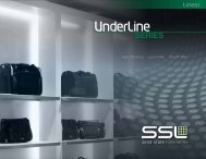 UnderLine Brochure by Solid State Luminaires