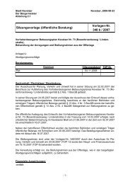 Vorhabenbezogener Bebauungsplan Kevelaer.pdf - Stadt Kevelaer