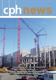 cphflash - CPH Chemie + Papier Holding AG