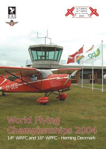 World Flying Championships 2004 - DMU Sport