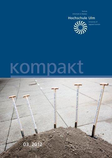 PDF 9.449kB - Hochschule Ulm