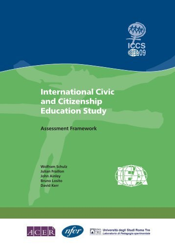 International civic and citizenship education study - iccs - IEA