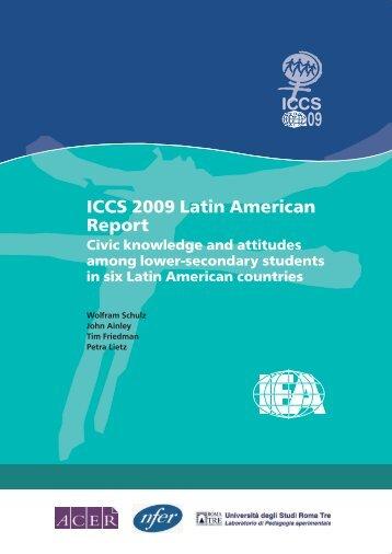 ICCS 2009 Latin American Report - IEA