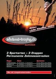 Säuliamt-Trophy Booklet - Raiffeisen