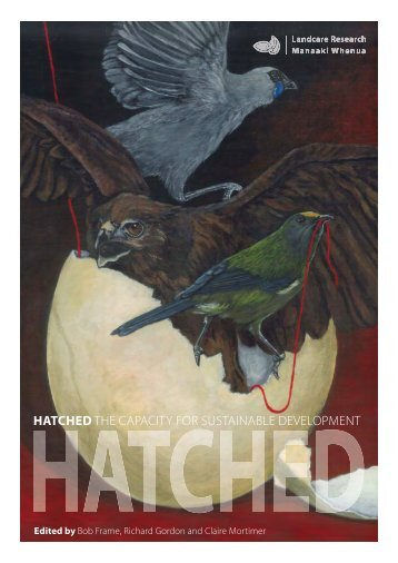 Hatched - Landcare Research