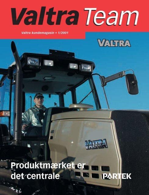 Valtra Team 1/2001