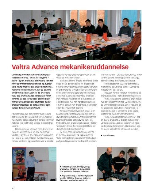 Valtra Team 1/2007