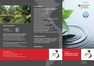 AKIZ flyer - IEEM - Institut für Umwelttechnik und Management an ...