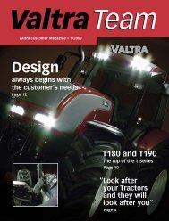 Design - Valtra